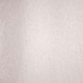 Tecido Microfibra Adamascada Falso Branco (Off White)