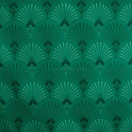 Tecido Veludo Vellus Turin Verde