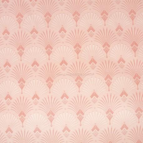 Tecido Veludo Vellus Turin Rose