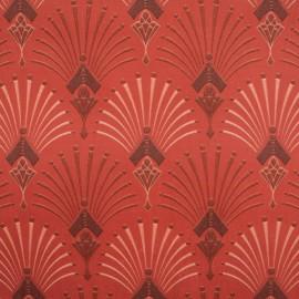 Tecido Veludo Vellus Turin Vermelho