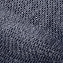 Tecido Jacquard Rústico Eco Viena Azul Marinho