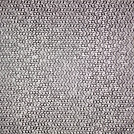 Tecido Jacquard Rústico Eco Viena  Preto