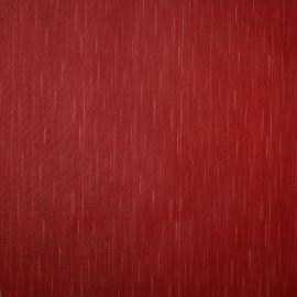 Tecido Gorgurão Waterblock Falso Liso Vermelho
