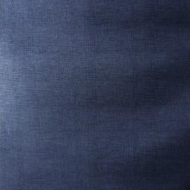 Gorgurão liso azul