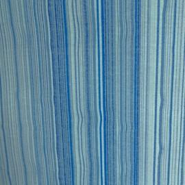Gorgurão listras finas azul