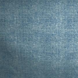 Gorgurão falso liso azul