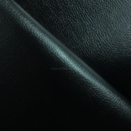 couro sintetico preto